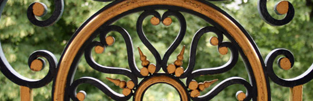 Wrought Iron Chicago Ornamental work