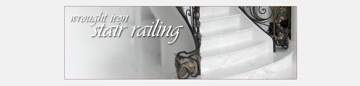 wrought-iron-stair-railings